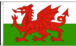 3ft x 2ft Fabric Wales Welsh Red Dragon National Flag - Flags for Sale